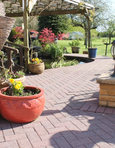 Domestic Patio Cleaning