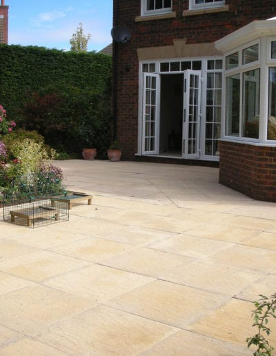 Domestic Patio Cleaning Slab