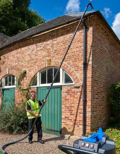 Gutter Cleaning Essex SkyVac