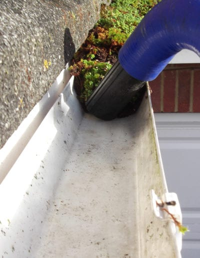 Gutter Cleaning SkyVac Gutter Clearance