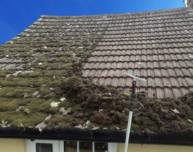 Roof Cleaning Services Essex Chelmsford